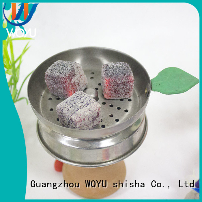 WOYU new charcoal holder supplier for wholesale