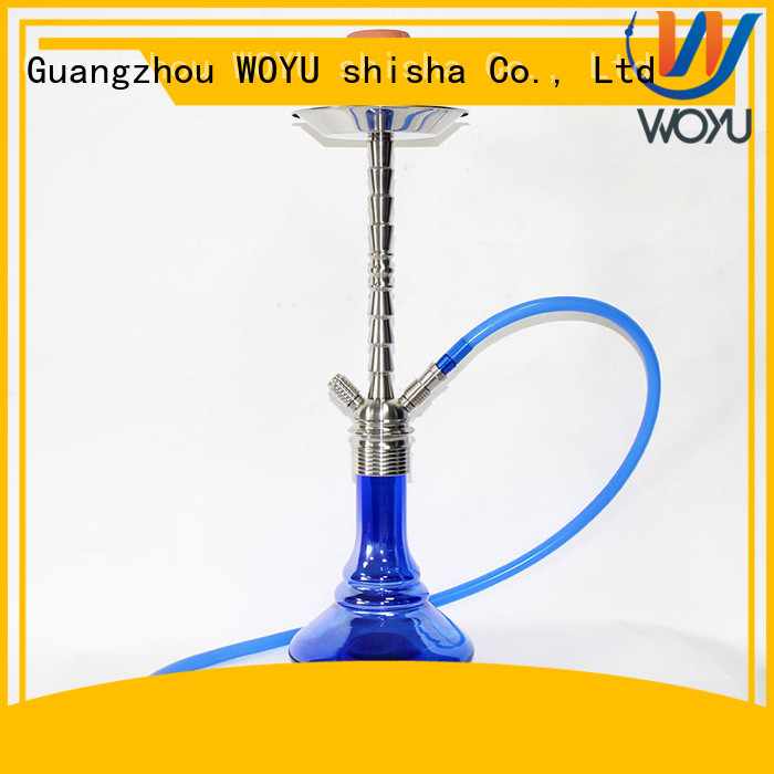new stainless steel shisha manufacturer for smoking