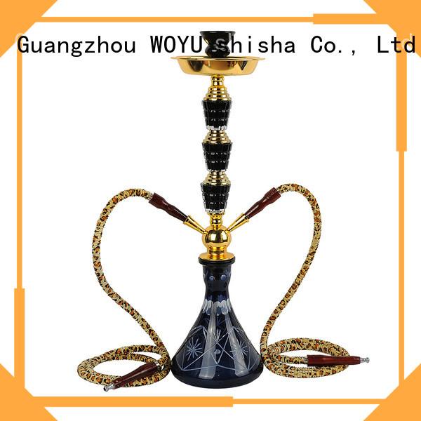 WOYU cheap iron shisha manufacturer for pastime