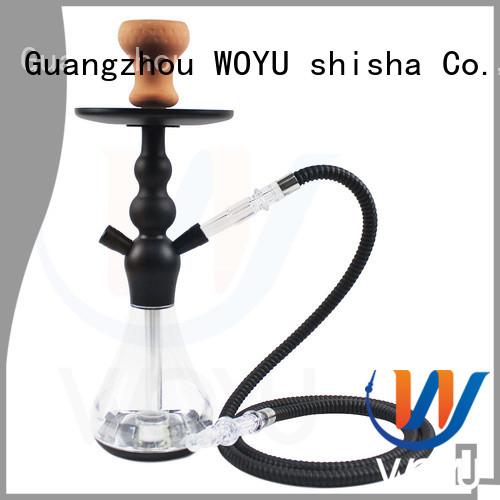 new aluminum shisha factory for smoker