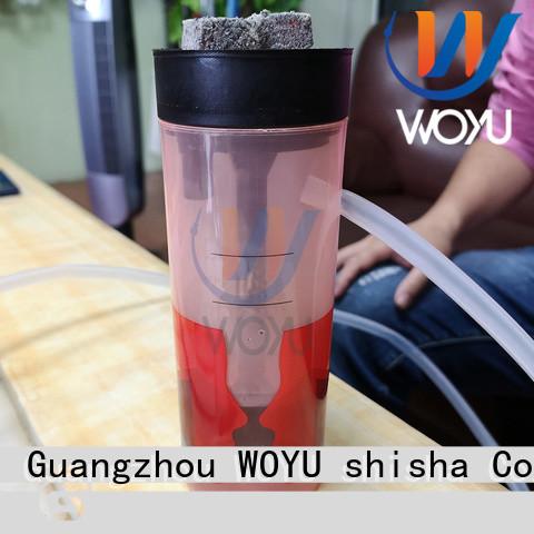 WOYU new hokkah manufacturer for pastime