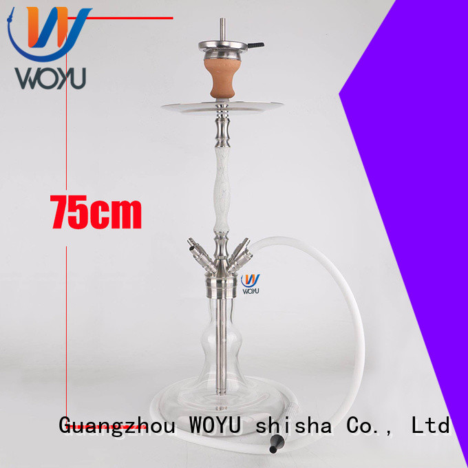 WOYU new wooden shisha manufacturer for pastime