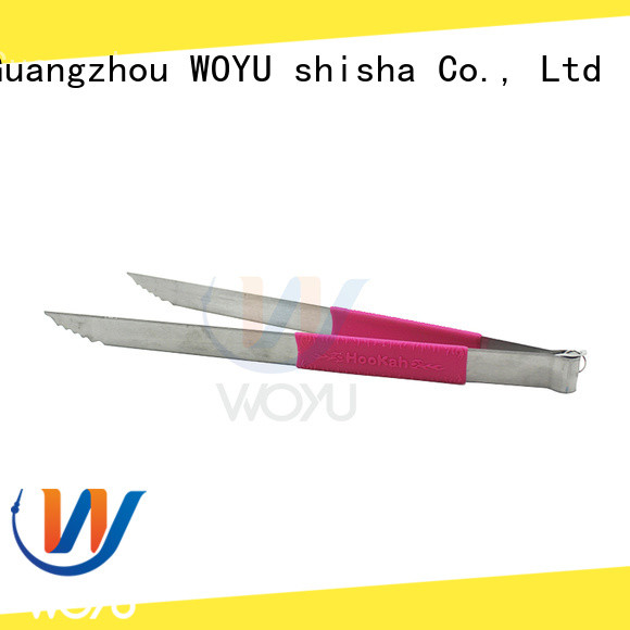 WOYU new coal tong factory for wholesale