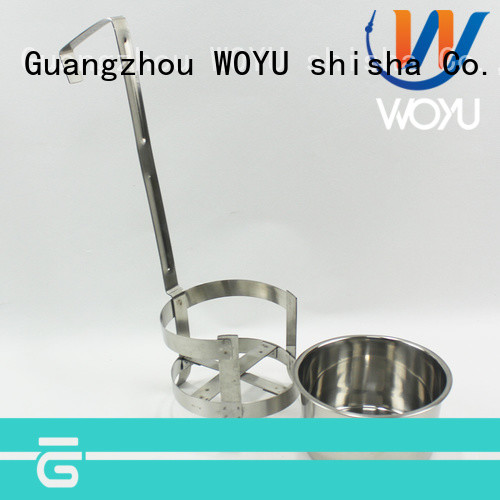 WOYU high quality charcoal basket supplier for smoker
