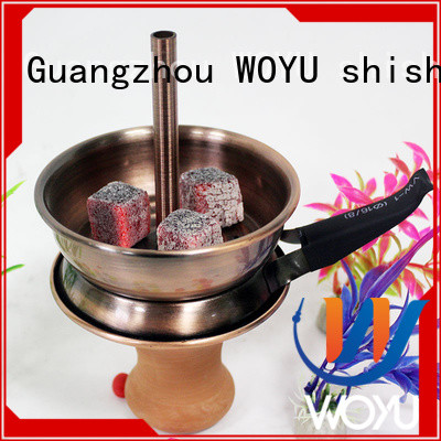 WOYU high quality charcoal holder supplier for smoker