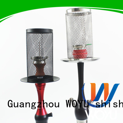 WOYU custom wind cover manufacturer for smoker