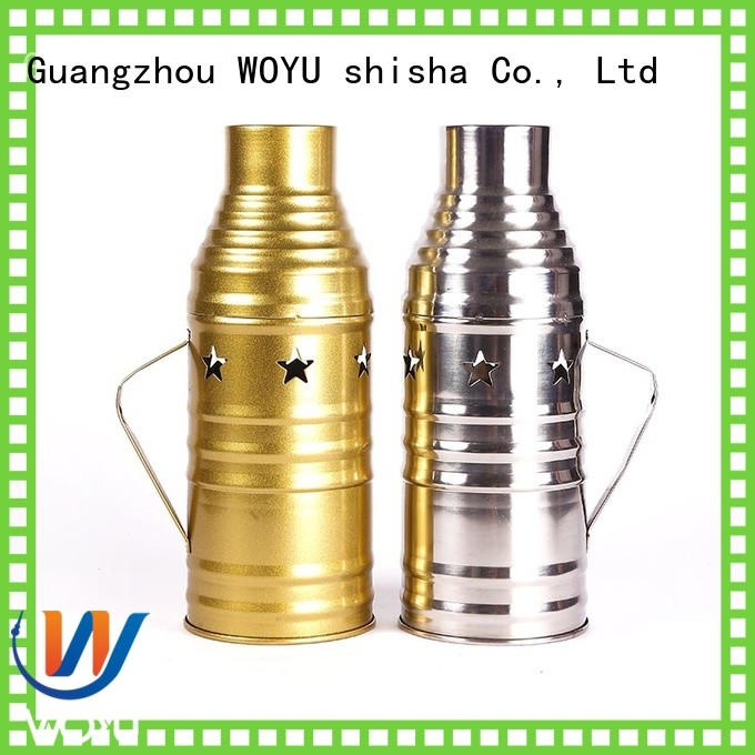 WOYU custom wind cover supplier for smoker