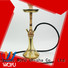 WOYU fashion wooden shisha factory for smoker