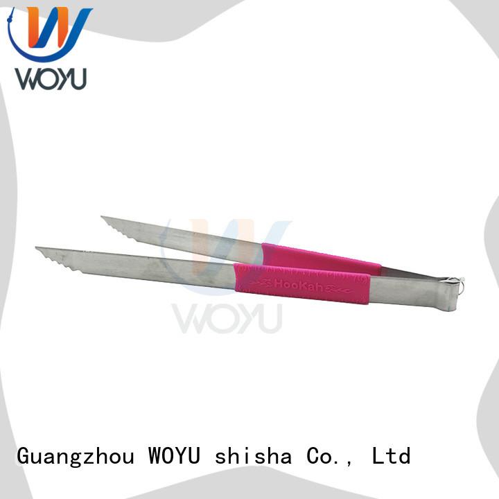 WOYU shisha tong manufacturer for sale
