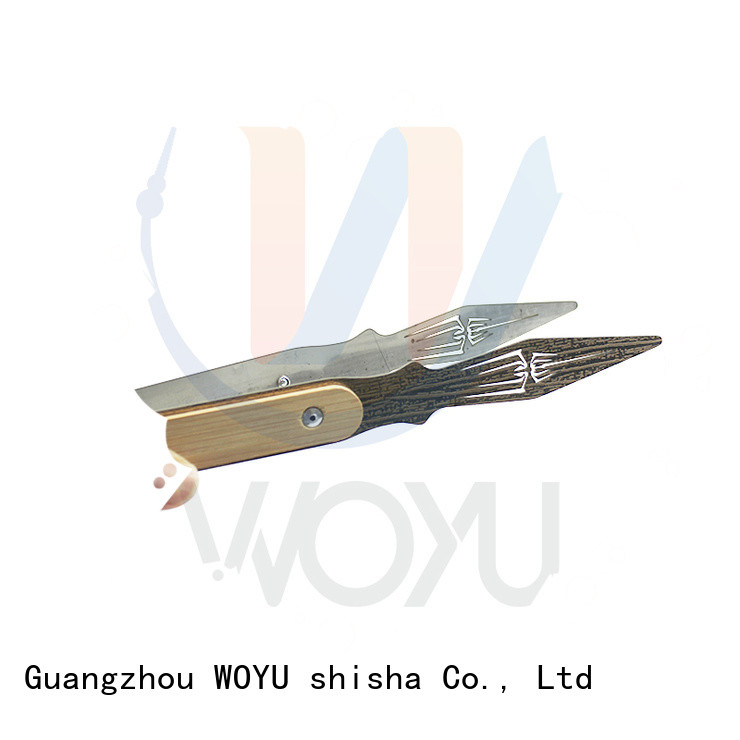 WOYU inexpensive coal tong manufacturer for sale