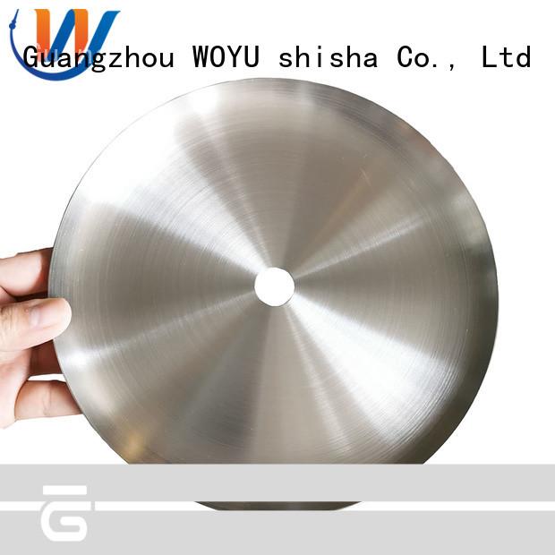 WOYU new shisha plate supplier for smoker