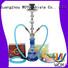 WOYU custom iron shisha manufacturer for smoker