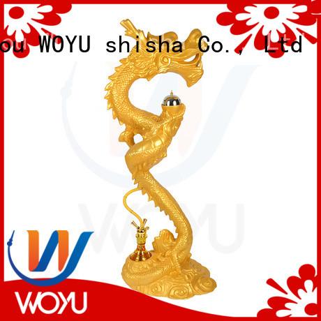 WOYU resin shisha supplier for smoking