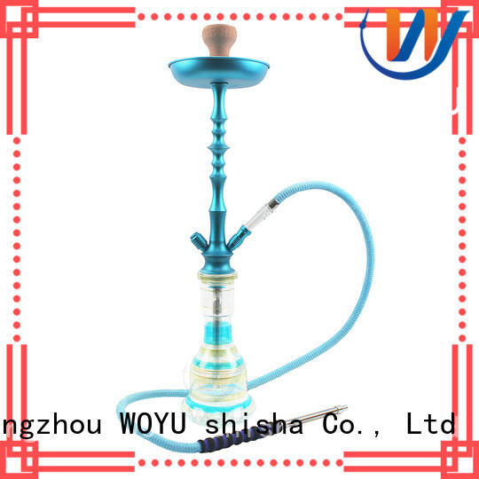 new aluminum shisha factory for pastime