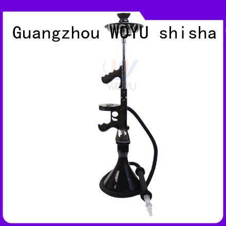WOYU high standard resin shisha factory for smoker