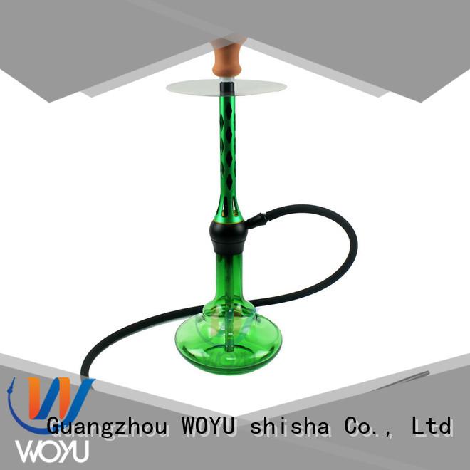 new aluminum shisha manufacturer for smoker