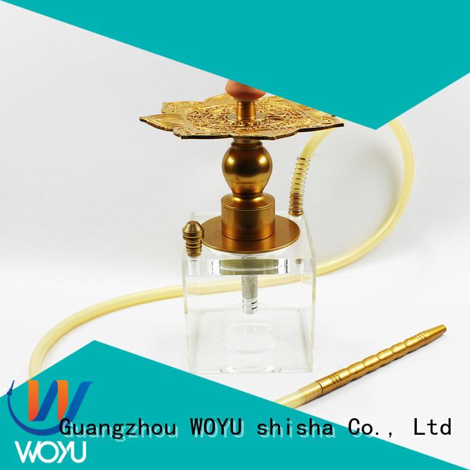 WOYU new hokkah manufacturer for smoking