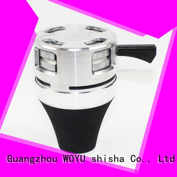 WOYU personalized coal holder brand for smoker