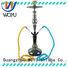 WOYU zinc alloy shisha manufacturer for smoker