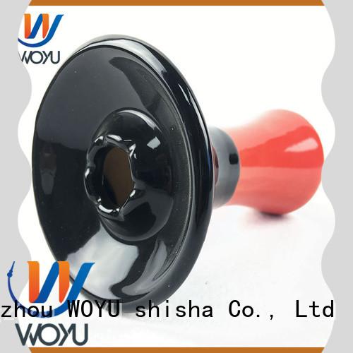 WOYU custom hookah bowl products for wholesale