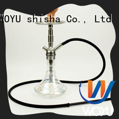 fashion stainless steel shisha supplier for smoking