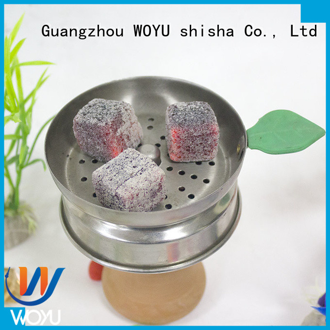 WOYU professional charcoal holder supplier for smoker