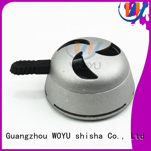 WOYU professional coal holder manufacturer for smoker