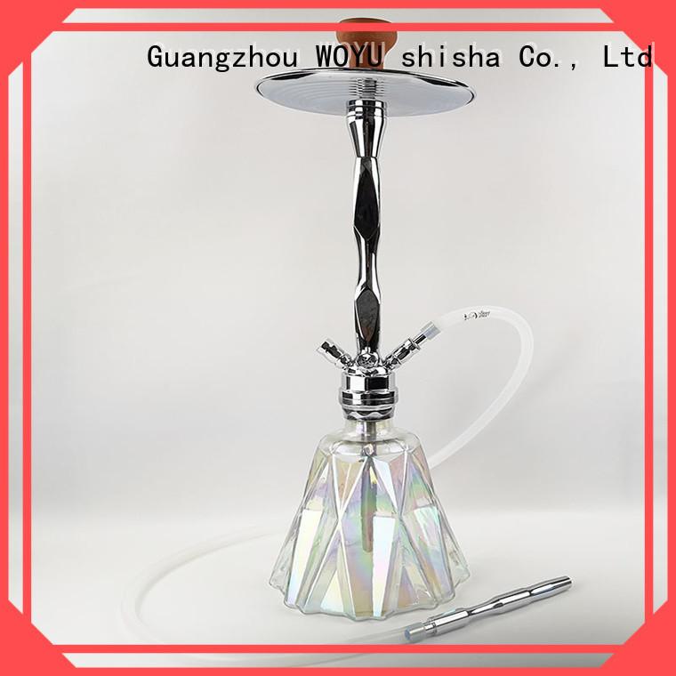 100% quality zinc alloy shisha manufacturer for smoker