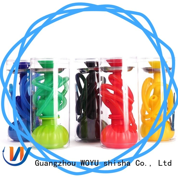 high quality silicone shisha factory for smoker