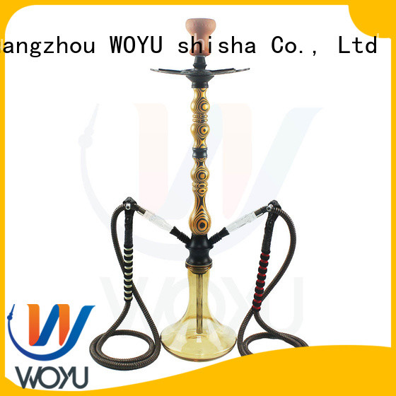 fashion wooden shisha supplier for pastime