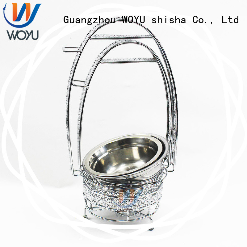 WOYU charcoal basket supplier for wholesale