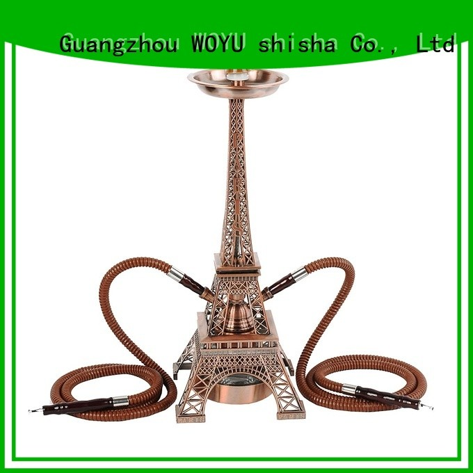 cheap iron shisha factory for smoking