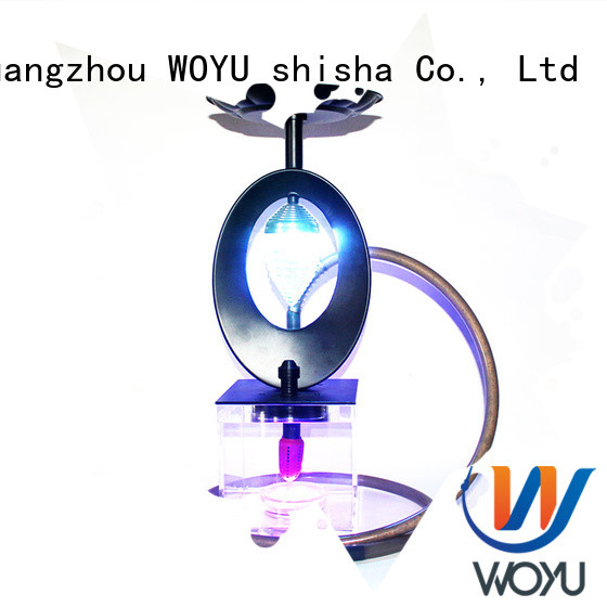 WOYU hokkah manufacturer for smoking