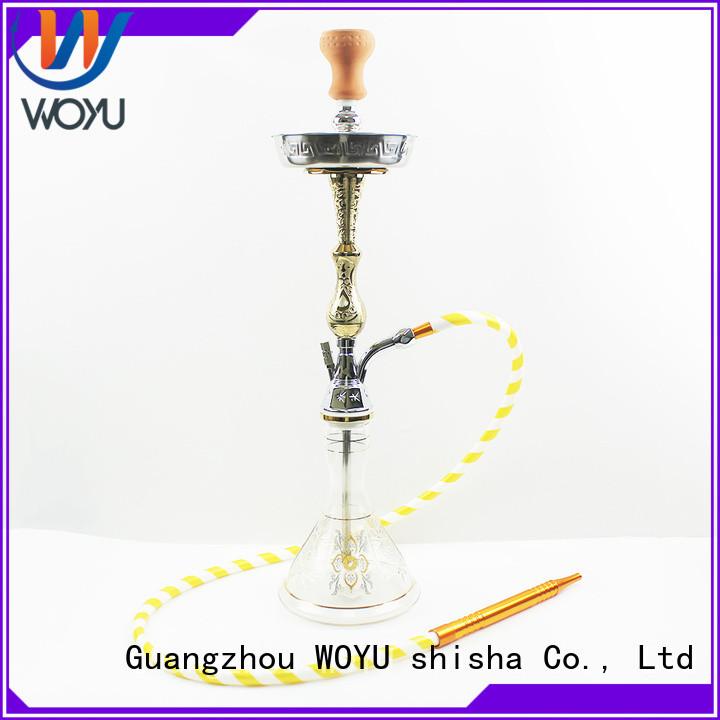 high quality zinc alloy shisha supplier for sale