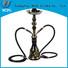 WOYU high quality iron shisha factory for smoker