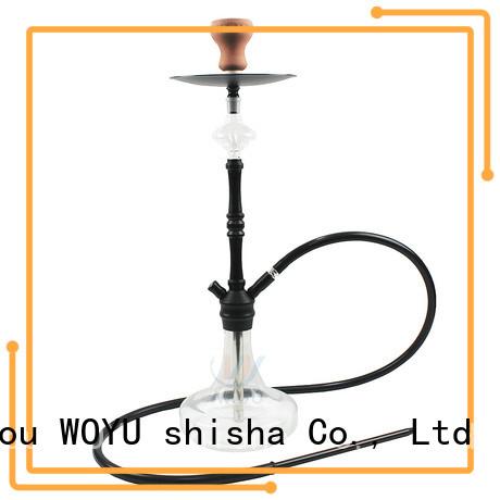 WOYU aluminum shisha from China for bars