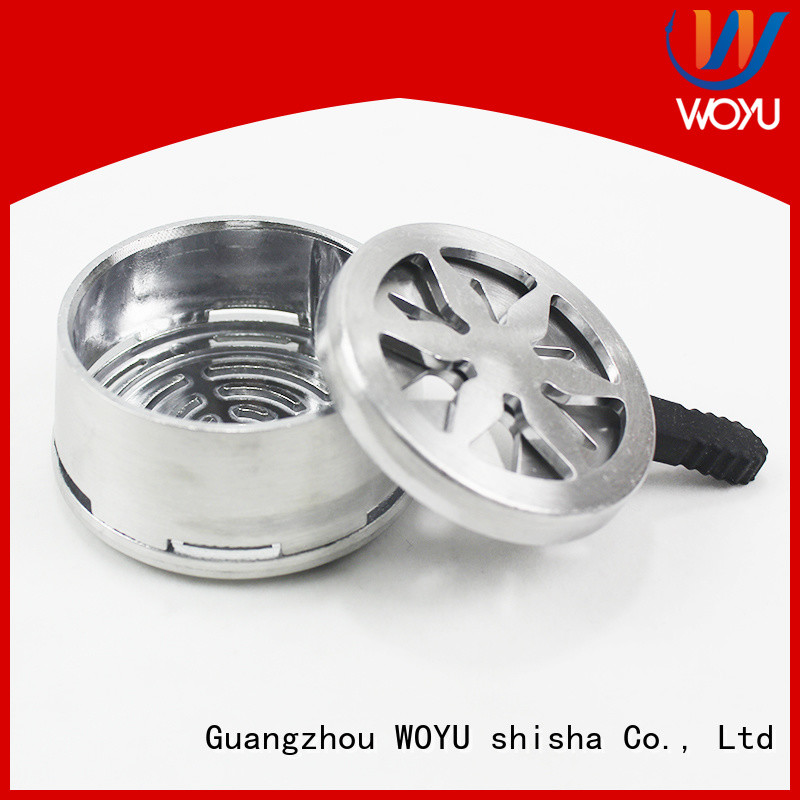 WOYU custom charcoal holder manufacturer for smoker