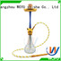 WOYU new aluminum shisha manufacturer for smoking