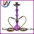 WOYU custom iron shisha supplier for smoker