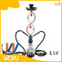 WOYU new iron shisha manufacturer for pastime