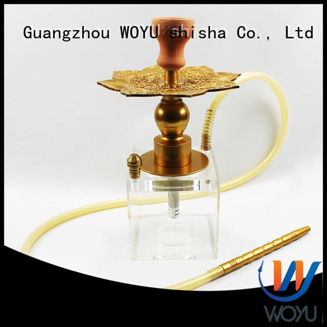 fashion acrylic shisha factory for smoking