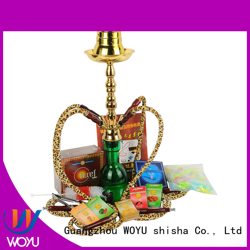 custom iron shisha manufacturer for pastime