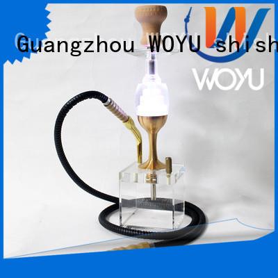 WOYU acrylic shisha products for smoking