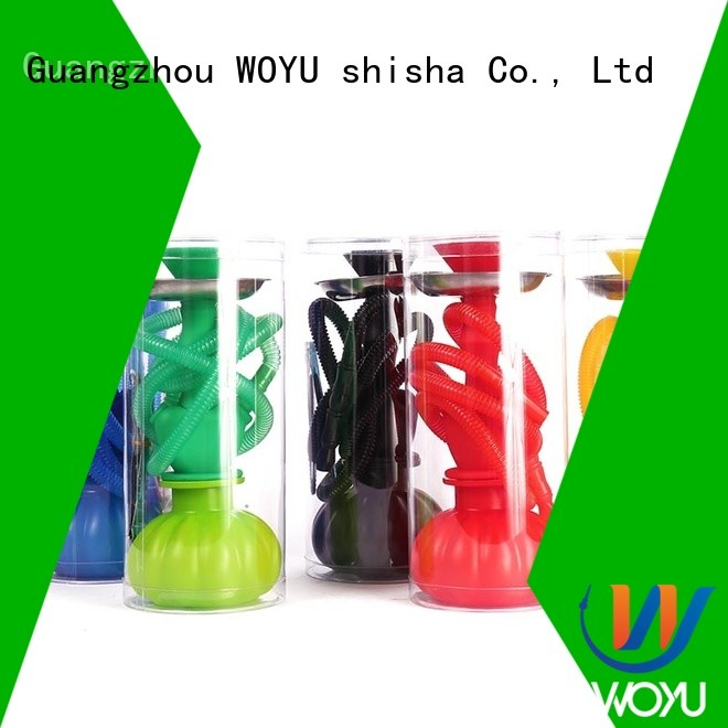 high quality silicone shisha factory for smoking