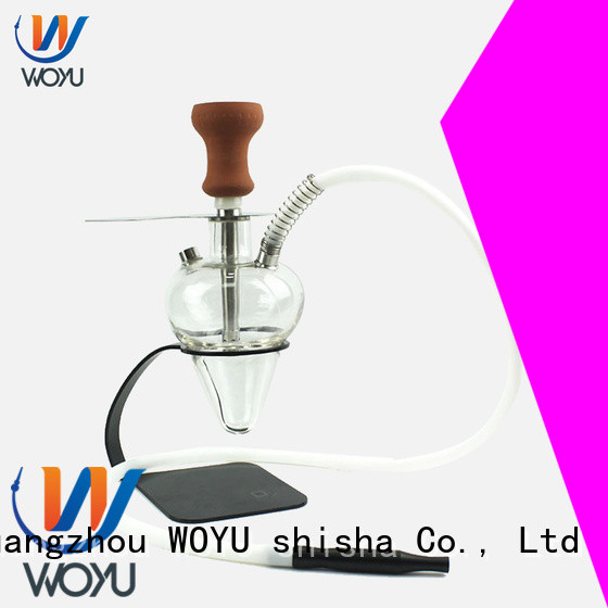 custom glass shisha factory for smoking