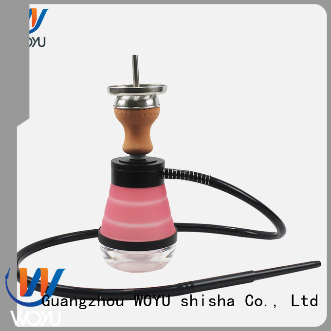 new silicone shisha factory for smoking