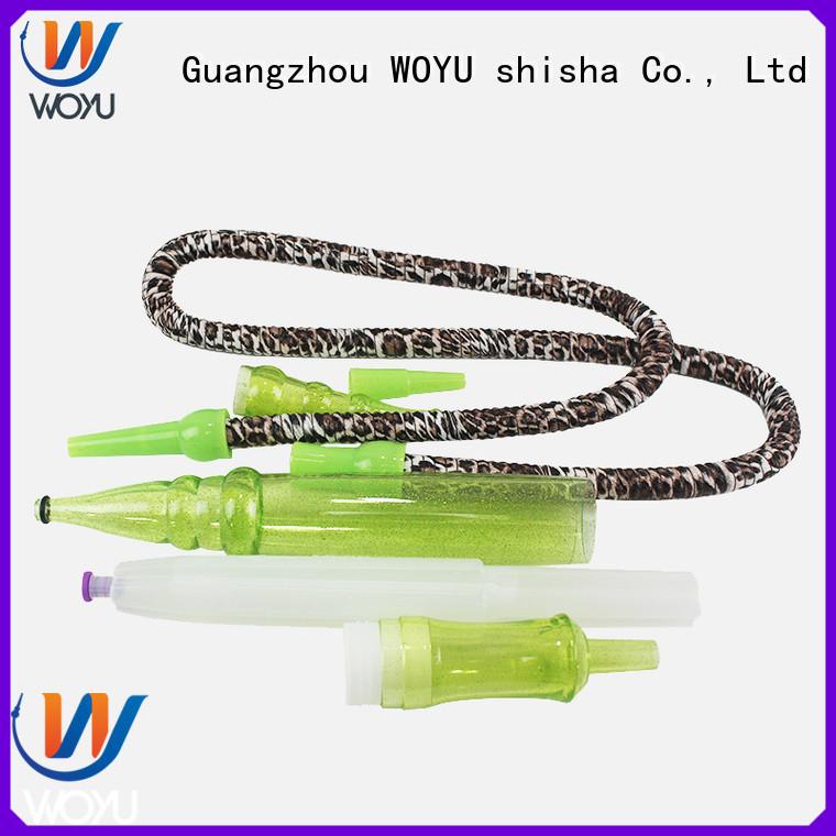 WOYU fashion shisha hose manufacturer for importer