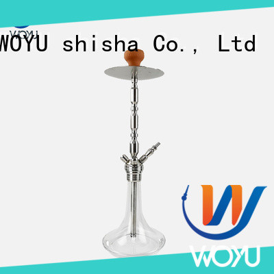 custom stainless steel shisha factory for smoker