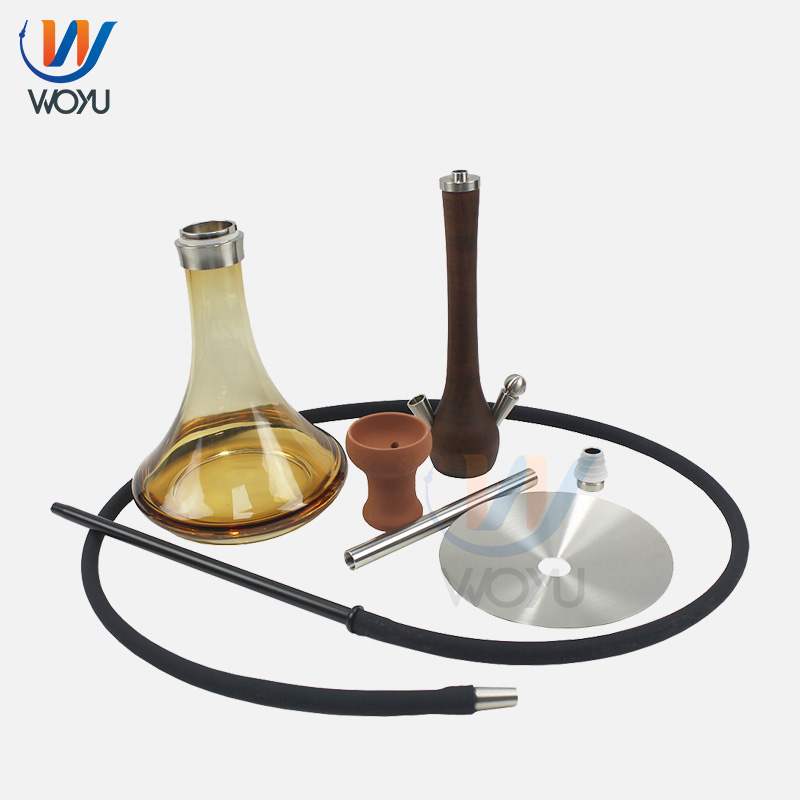 WOYU personalized wooden shisha quick transaction for market-2