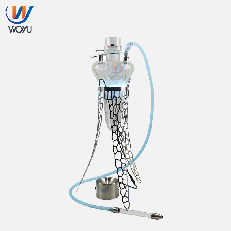 WOYU stainless steel shisha manufacturer for trader-1